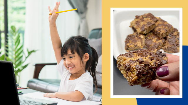 How China Cojuangco and Stephanie Zubiri Encourage Their Kids To Eat Nutritious Food As They Study At Home