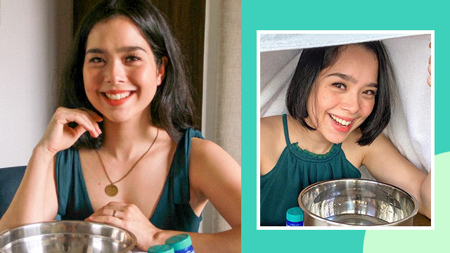 Saab Magalona Shares A Home Remedy From Her 'Grammy' That Helps Relieve Clogged Nose Due To Colds