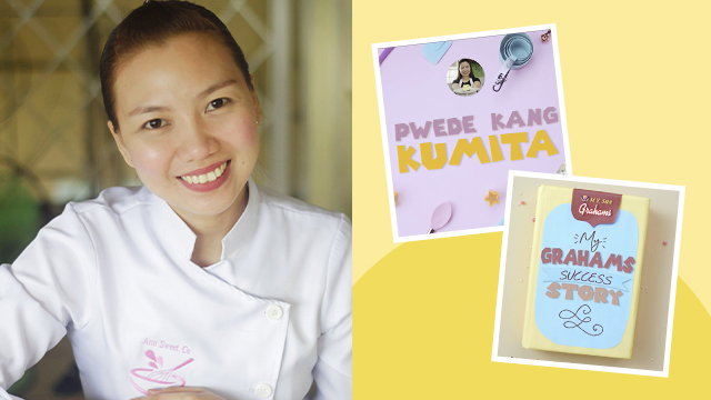 From Cruise Ships To Cakes: How This OFW Jump-Started A Dessert Business Amid A Pandemic