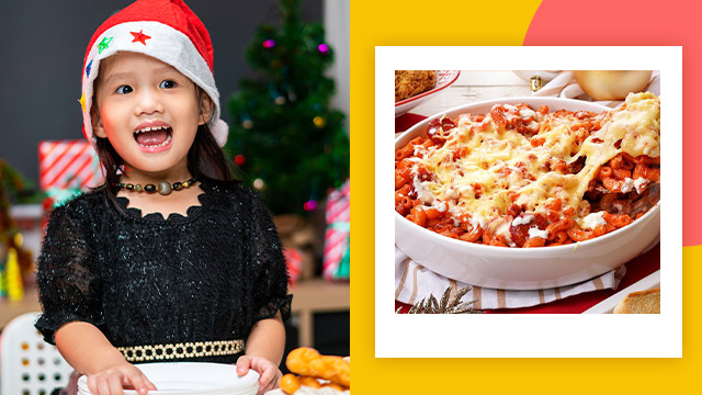 Make Christmas At Home Truly Masaya With These Kid-Friendly Recipes