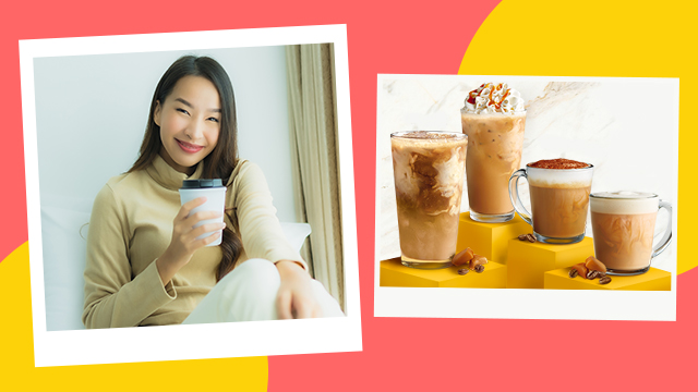 Time Out Muna! Get These Iced Coffee Butter-Caramel Drinks From McDelivery
