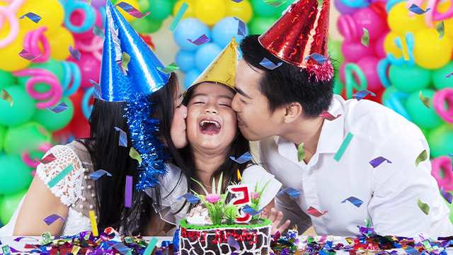 How To Pull Off An Exciting Birthday Party For Your Child Kahit Nasa Bahay Lang