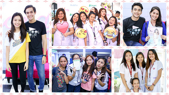 All the Fresh Faces We Saw at the Second Leg of the Candy School Tour