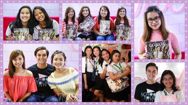 All the Fresh Faces We Saw at College of the Holy Spirit and Central Colleges of the Philippines