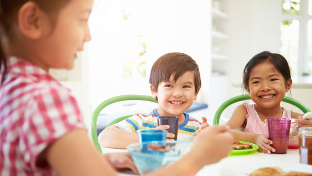 Make Mealtimes Hard for Your Kids to Resist With These Ideas