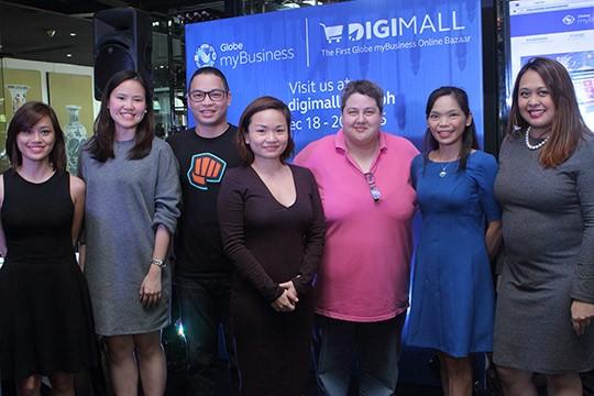 Globe myBusiness opens first-ever online bazaar