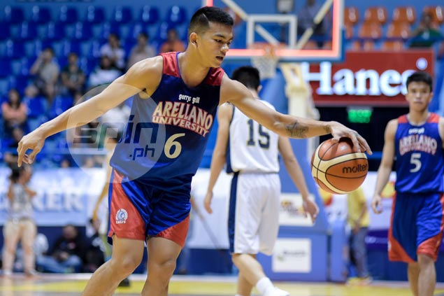 JERSEY STORY: CDO native Jio Jalalon wears No. 6 to keep his family close to his heart