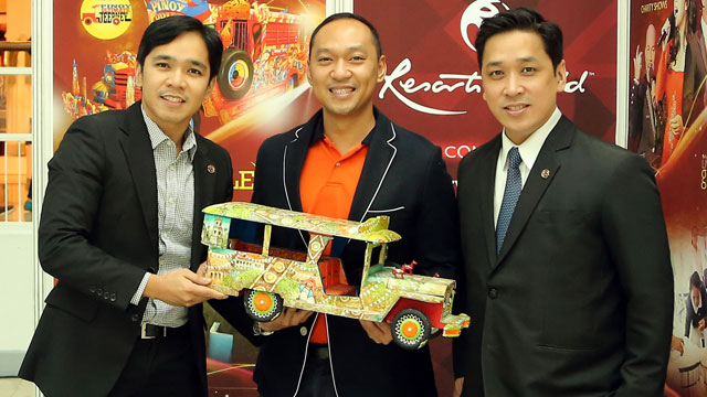 6 vital marketing strategies from Resort World Manila's Martin Paz