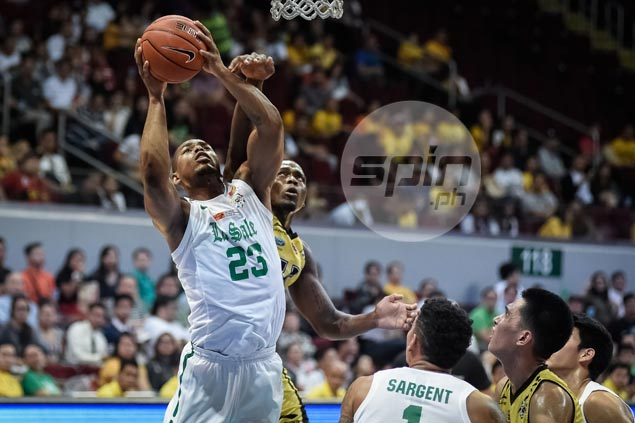 JERSEY STORY: Ben Mbala\'s admiration for LeBron James prompts switch to No. 23