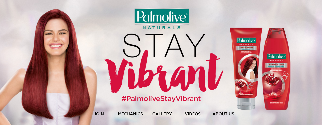 Heres the hair coloring simulator youve always wanted cosmo to join all you have to do is visit palmolivestayvibrant and check out the simple contest mechanics try the hair color simulator for yourself solutioingenieria Gallery
