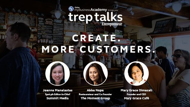 Learn trade secrets from local food and beverage industry leaders