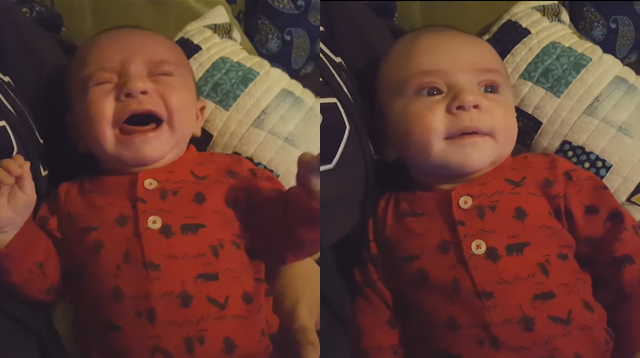 This Made Our Day: Baby Stops Crying When He Hears Star Wars' The Imperial March