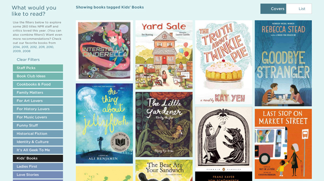 Here's a Catalog of the Best Children's Books Published in 2015 and in the Last 8 Years