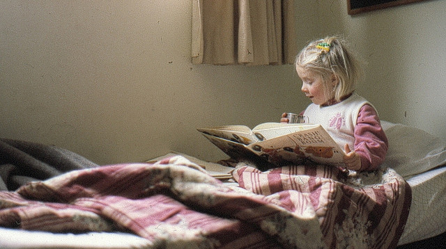 Want to Turn Your Child Into a Reader? Have This Many Books at Home