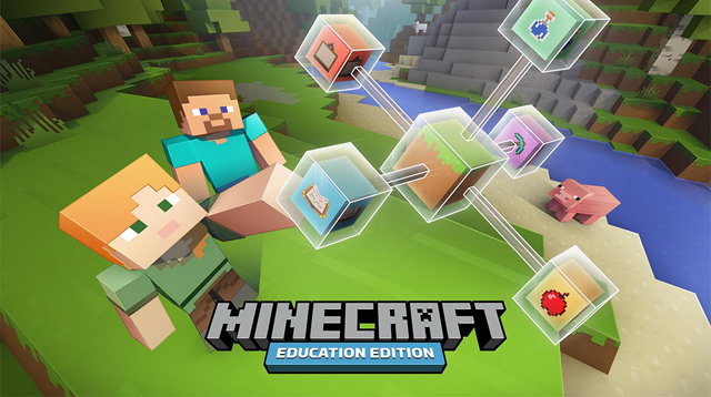 Minecraft is Coming to Classrooms Via a Version of It Created by Microsoft