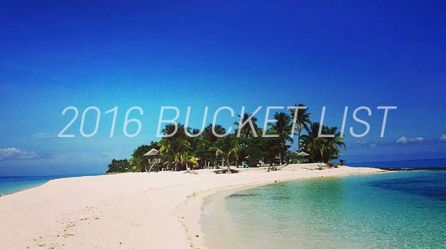 Here's Your Family Travel Bucket List For 2016!
