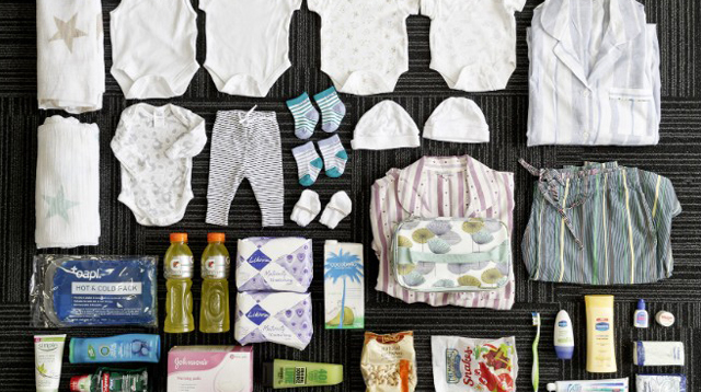 What Pregnant Moms From All Around the World Pack in their Maternity Hospital Bags