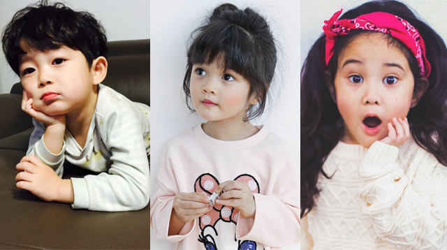 10 Cutest Non-showbiz Kids on Instagram