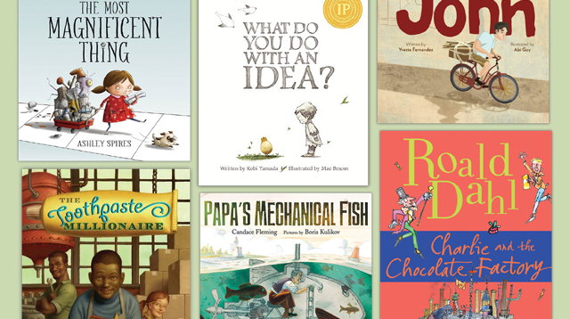8 Books to Inspire Your Child to Become an Entrepreneur