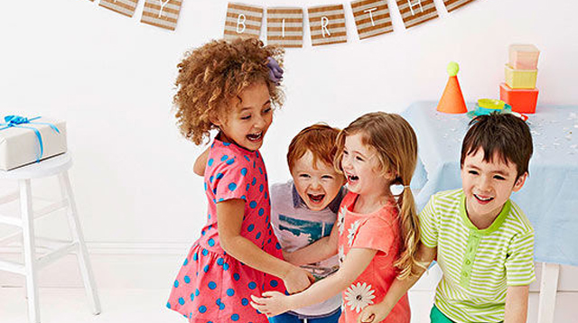 6 Fun Children's Party Games that Need Little to No Preparation