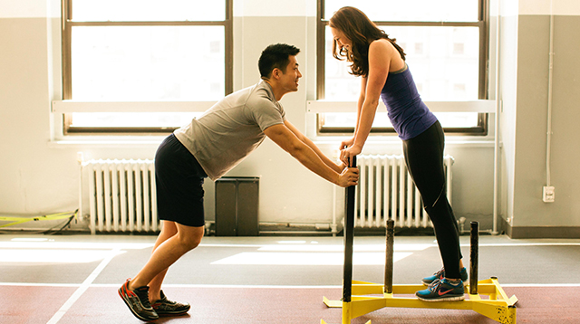 Blast Fat and (Hopefully) Turn Her On with These 2 Couple Exercises