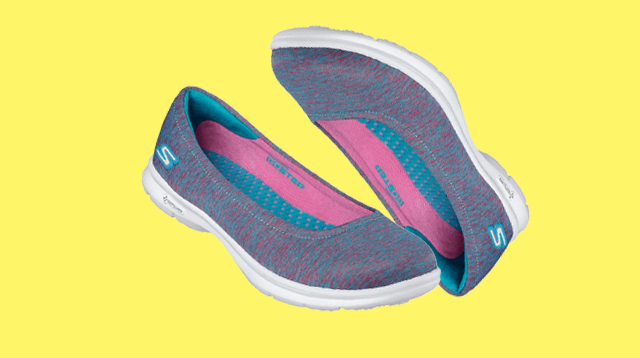 What We Love: Go Step Shoes from Skechers