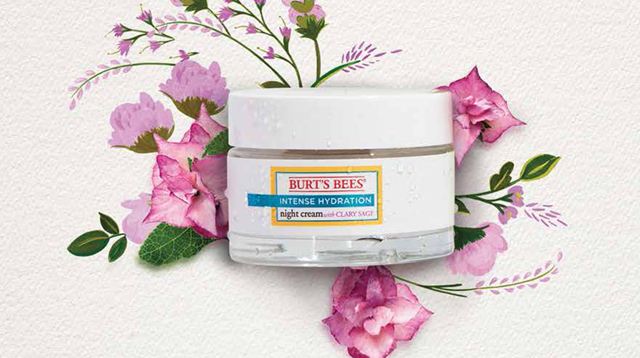 What We Love: Night Cream from Burt's Bees