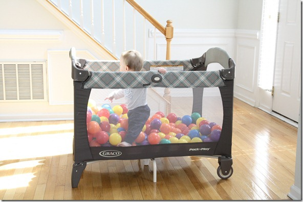 4 New Uses For Your Child S Old Playpen Sp