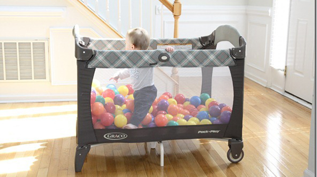 4 New Uses for Your Child's Old Playpen