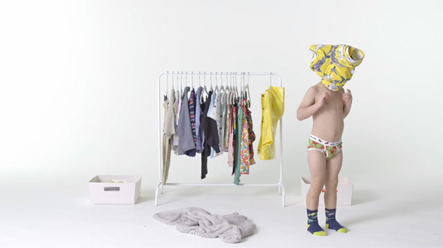 This Made Our Day: Toddlers Dress Themselves for the First Time