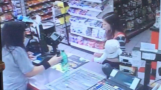 This Made Our Day: Store Clerk Saves Baby Before Mom Collapses