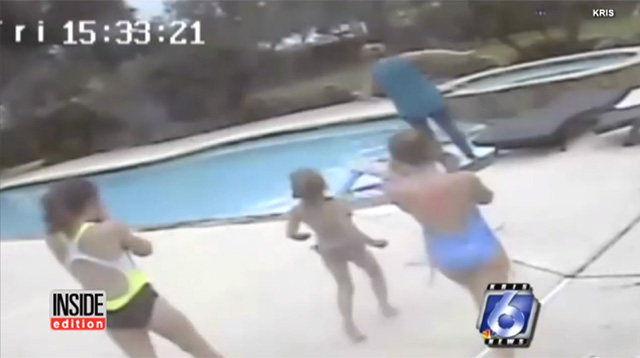 Caught on Tape: A 5-Year-Old Girl Saves Her Mom From Drowning