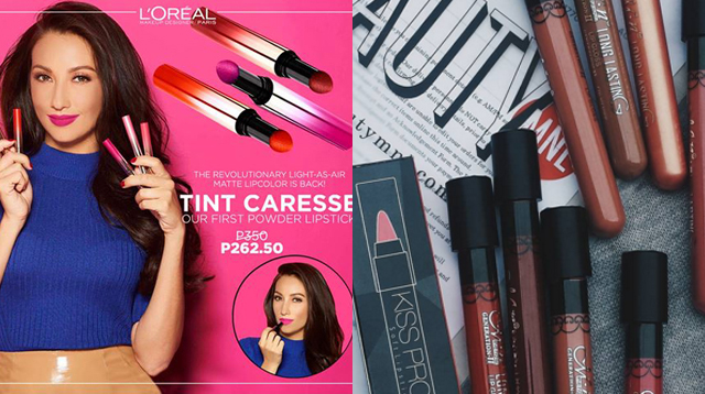 3 Long-Lasting Lipsticks Under P500 That We Love Right Now