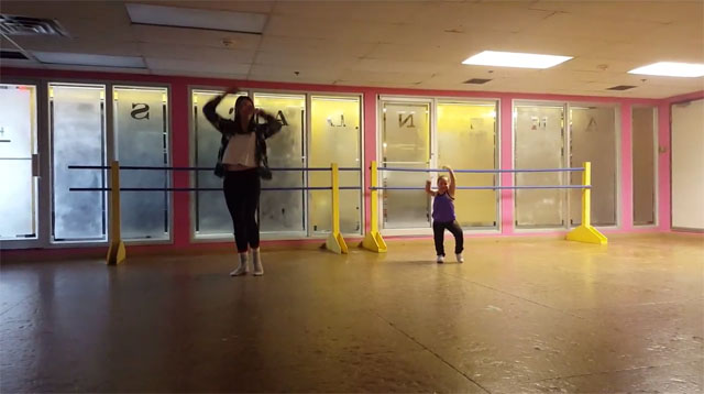 Little Girl With Down Syndrome Shows Her Moves After Dance Studio Rejection