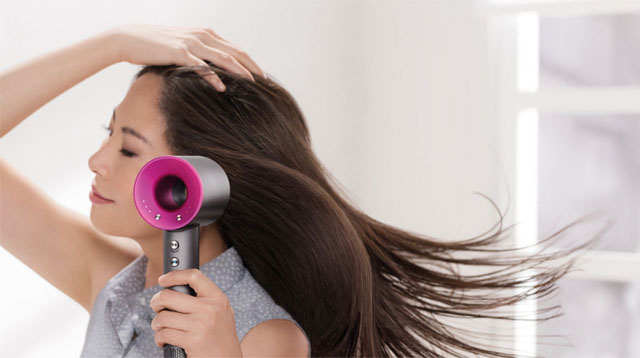 A New Mom Will Drool Over This Hair Dryer