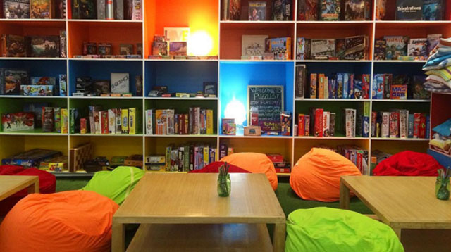 5 Family-Friendly Board Game Cafés in the Metro