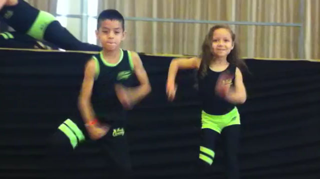 You Have to See the Amazing Salsa Dancing Skills of These Kids