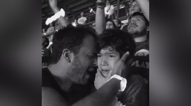 "Boy With Autism Is Moved to Tears As Coldplay Performs ""Fix You"""