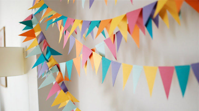 9 Easy Party Bunting Ideas to Make Your Celebration More Festive