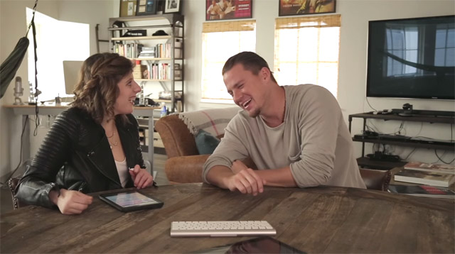 Must-Watch: Young Lady with Autism Does a Very Funny Interview with Channing Tatum