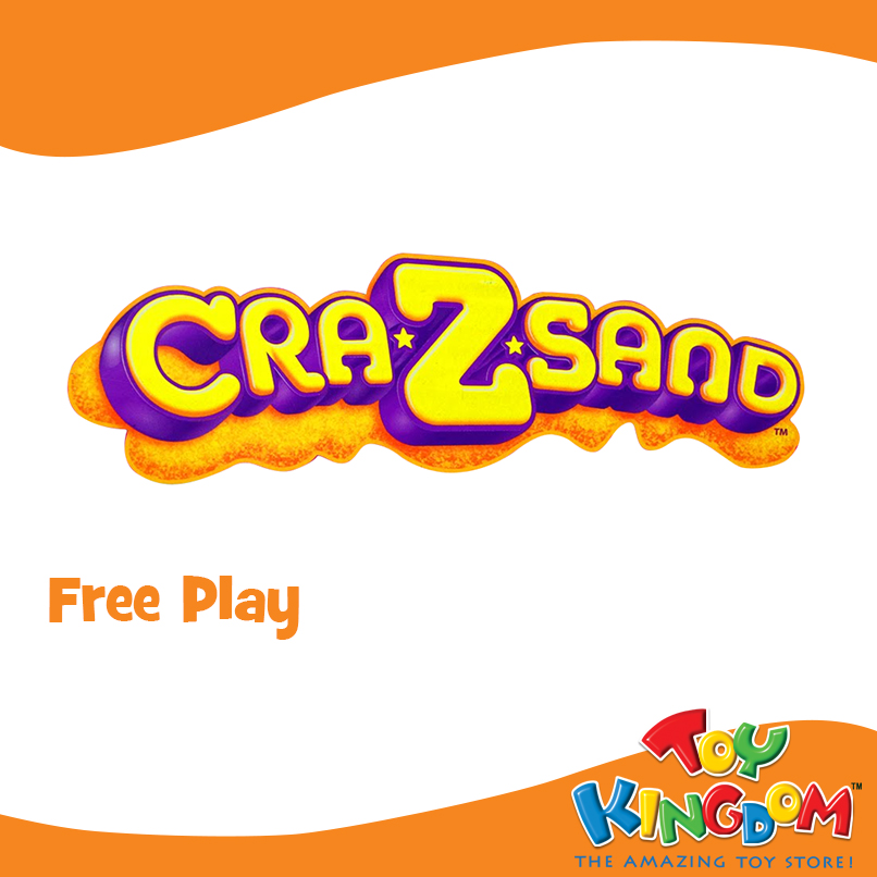 Cra-Z Sand at Toy Kingdom