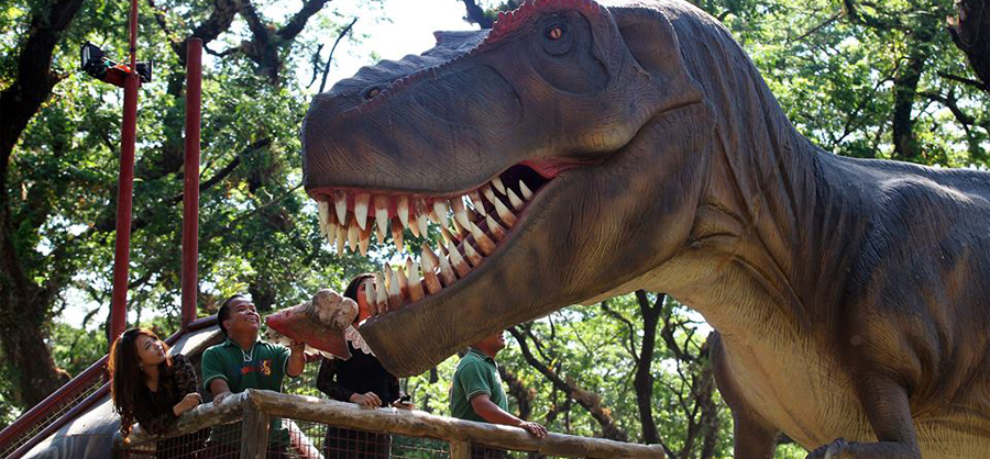 Dinosaurs Land