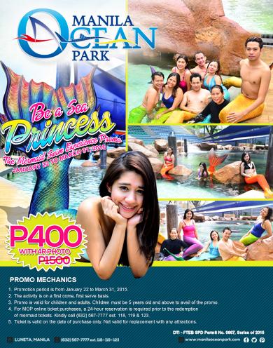 Ocean Park Mermaids