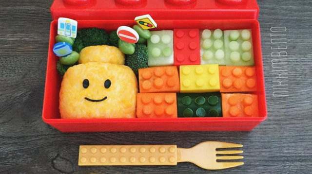 Mom Makes Amazing Bento Lunches to Entice Her Picky Eaters