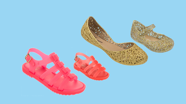 What We Love: Melissa Shoes