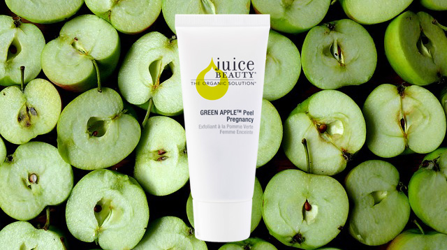 What We Love: Juice Beauty's Green Apple Pregnancy Peel