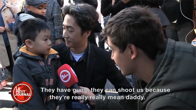 These French Dads' Responses to the Terrorist Attacks in Paris Will Move You to Tears