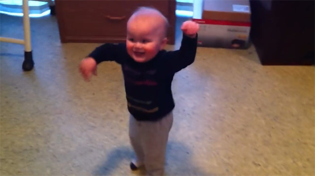 This Made Our Day: Learn Some Fabulous Dance Moves from These Booty-Shaking Babies