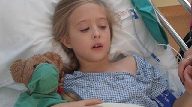 An 8-Year-Old Girl Could be the Youngest Diagnosed with Breast Cancer