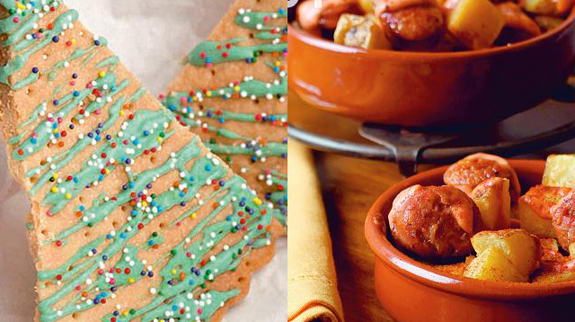 10 Easy Snacks for the Holidays